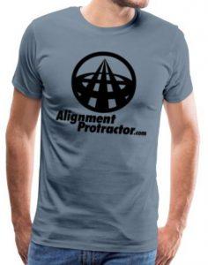 AlignmentProtractor.com T-Shirt